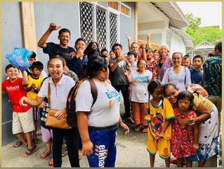 A Mother's Wish Supports Free Special Needs School for the Poor in Bali