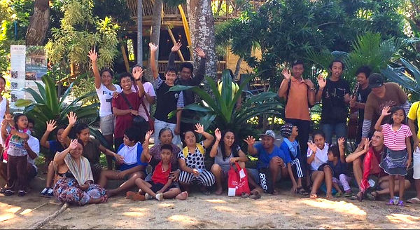 Sari Hati School. A free special needs school for the poor in Bali. One of the programmes we support