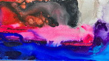 Painting Series by Jean-Sebastien Choo, Self-taught Autistic Artist #21—Heart of Forgiveness