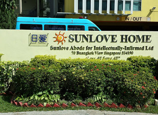 Support Sunlove Abode for Intellectually- Infirmed