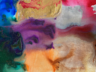 Painting Series by Jean-Sebastien Choo, Self-taught Autistic Artist #16— Dream Impossible