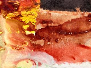 Painting Series by Jean-Sebastien Choo, Self-taught Autistic Artist #8— A Hero's Way