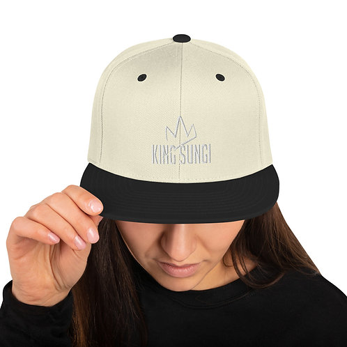 King Sungi Snapback Hat
