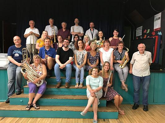 Iain Masson West Midlands Concert Band