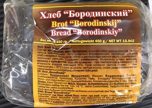 לחם שיפון בורודינסקי אסלי