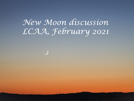 New Moon Discussion Group: Wednesday February 10th at 7 PM, members free, $10 to discuss your chart