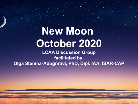 New Moon in Libra (LCAA Discussion) October 16th at 7 PM on Zoom