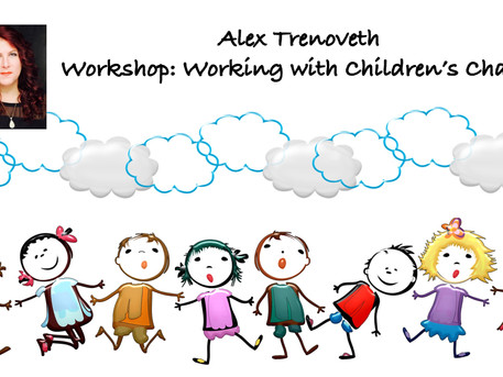 "Workshop ""Working with Children's Charts"", Alex Trenoveth, Sunday February 21st, 11 AM - 4 PM, $45"
