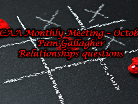 LCAA Monthly Meeting - Monday October 26th at 7 PM on Zoom