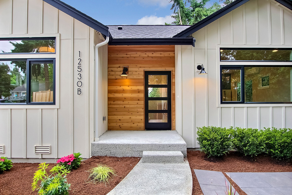 New construction and custom home design, construction and project management with BriKat Homes of Washington State