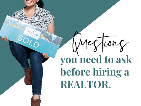Questions To Ask When Interviewing A Realtor