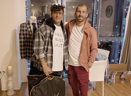 CBB & Ex on the Beach Star Lotan Carter Gets Red Carpet Ready By Gee Beller of Mr Guild!