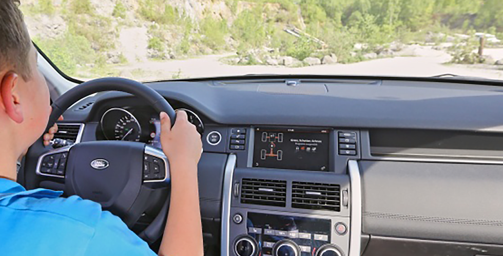 Land Rover Kid's Experience