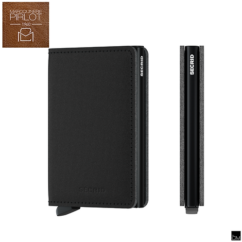 Secrid - Single Wallet Yard Black