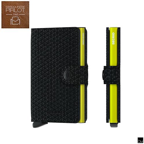 Secrid - Mini Wallet Diamond Black