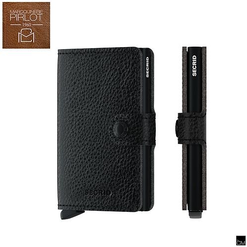 Secrid - Mini Wallet Veg Black