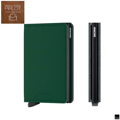 Secrid - Single Wallet Yard Green