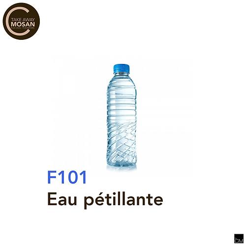 eau pétillante 50cl
