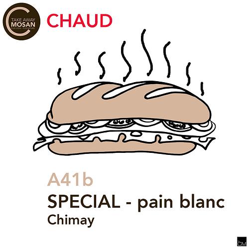 1/2 blanc spécial Chimay