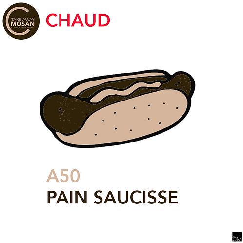 pain saucisse