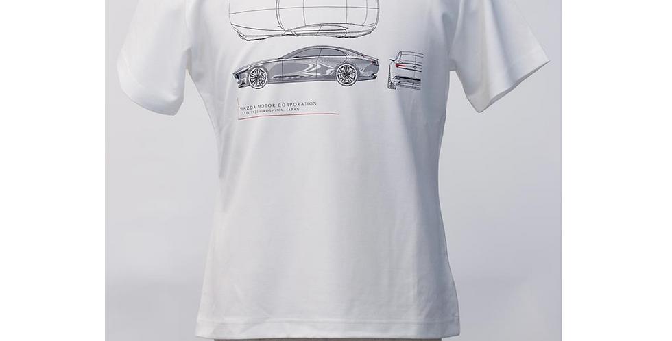 T-Shirt Sporty Vision Coupé