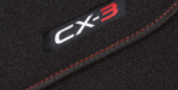 Tapis de sol Luxe Mazda CX-3