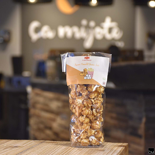 C06-Clarembeau popcorn caramel beurre salé 70g