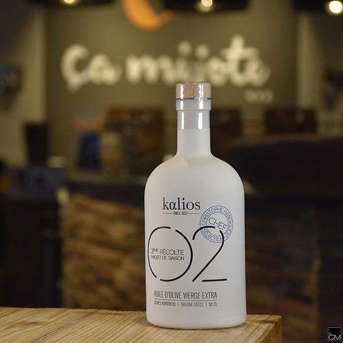 H04-Kalios huile d'olive extra vierge 50cl 2eme récolte