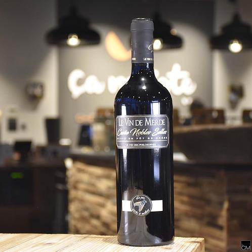 V101-vin de merde Cuvée Noble Celles