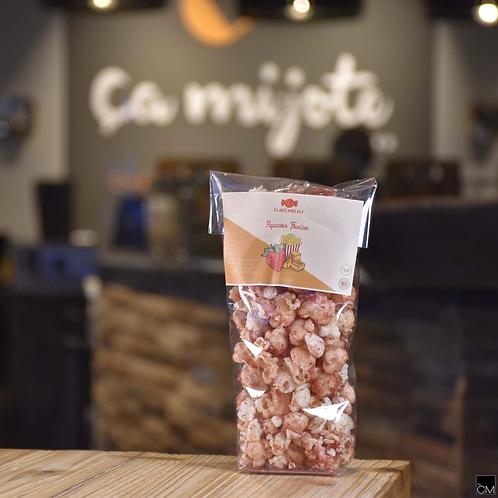 C05-Clarembeau popcorn fraise 50g