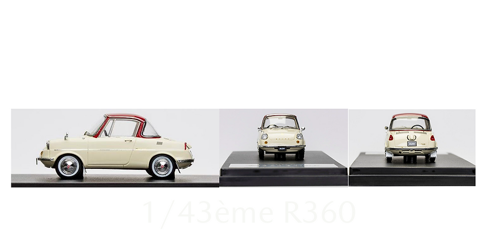 Model Car - R360