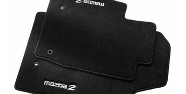Tapis de sol Luxe Mazda 2