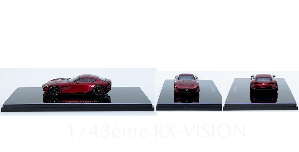 Model Car - RX-Vision