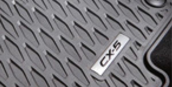 Tapis caoutchouc CX-5