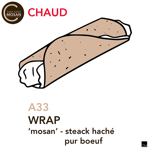 "wrap ""Mosan"" -steack"