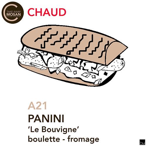 "Panini ""le Bouvigne"""