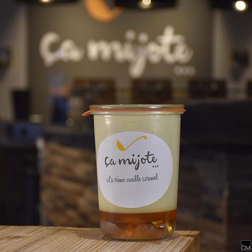 30-La crème vanille caramel