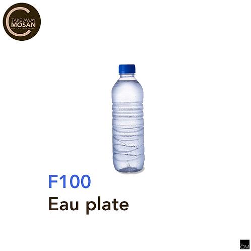 eau plate 50cl