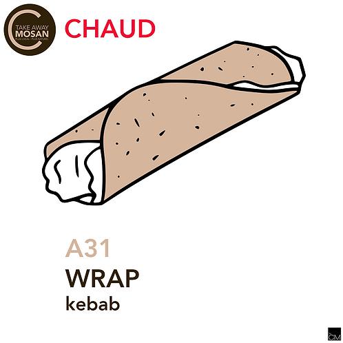 wrap kebab