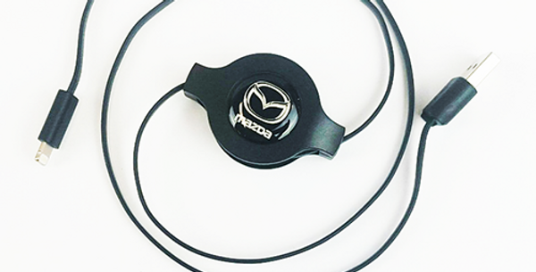 Cable I-Phone Mazda