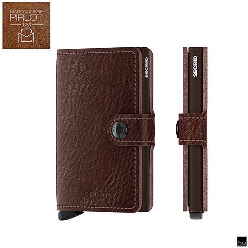 Secrid - Mini Wallet Espero Brown