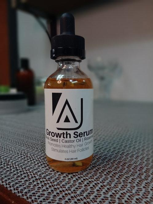 Growth Stimulating Oil