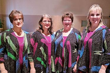 JewelTones Quartet, from Vocal Harmonix Chorus
