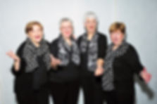 Now Or Never Quartet, from Capital Accord Chorus