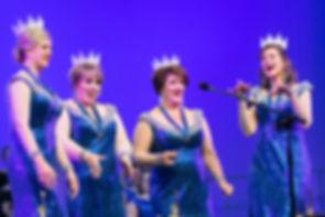 Lustre Quartet, the SAI 2018 International Quartet Champions