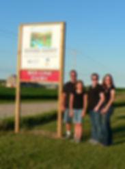Ozaukee Demonstation Farm Network Farm Redline Dairy