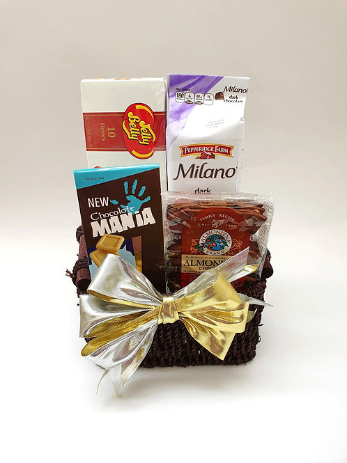 Joyful Chanukah Basket