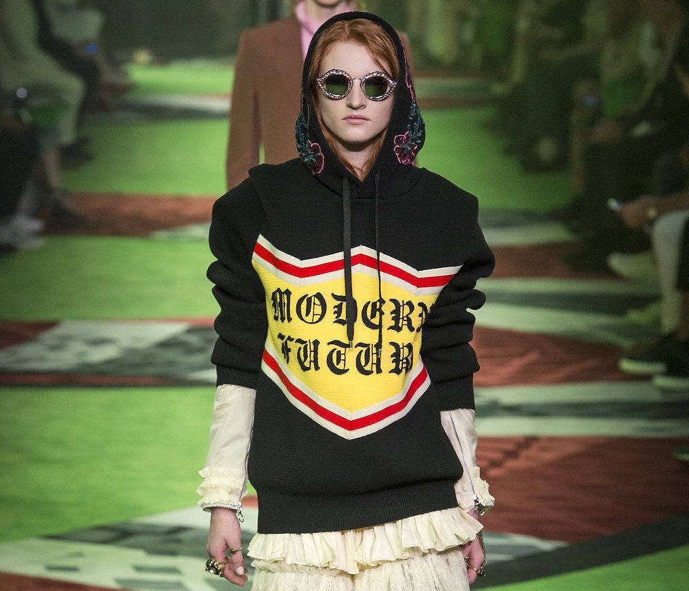 Gucci gothic sweaters