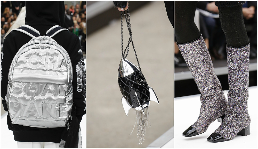 Chanel autumn-winter 2017 accessories