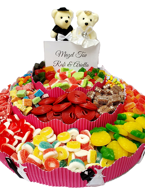 Mazel tov Candy Tower